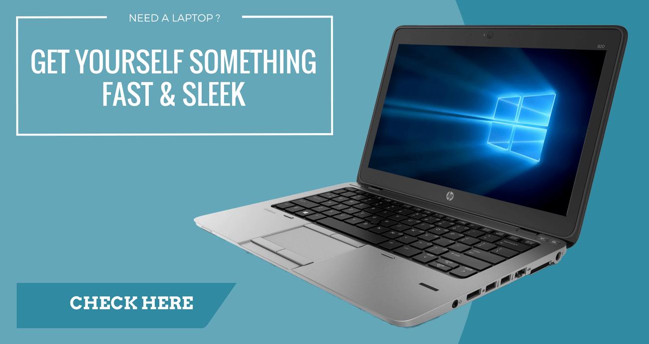 Refurbished laptops uk sale